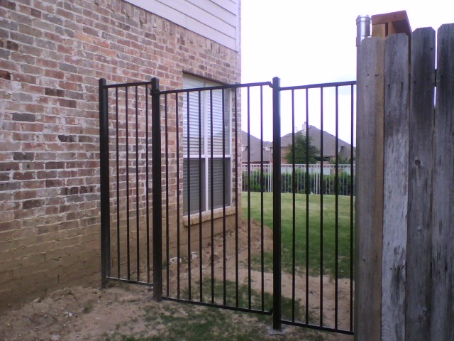 how to build a six foot fence