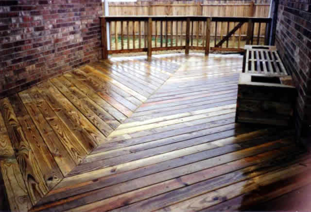 Deck boards pressure treated deck boards for Pressure treated decking