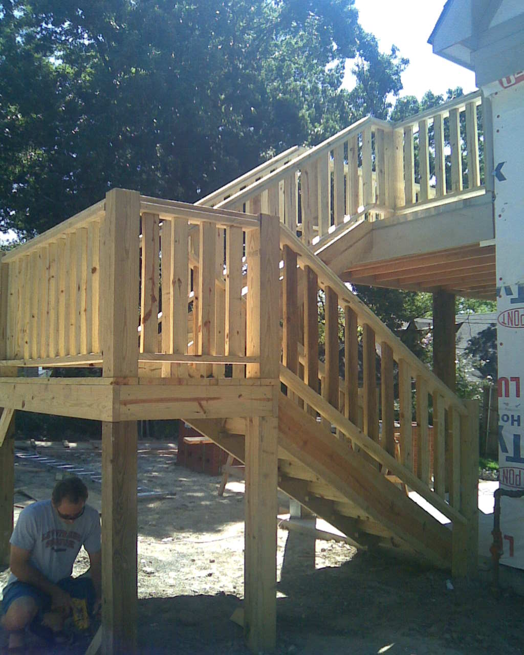Best Stair Railing Railings And Stairs On Pinterest 400 x 300