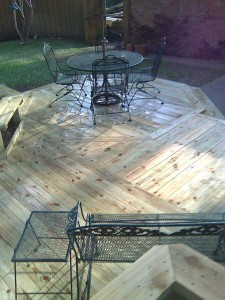 Planning for a Wooden Deck