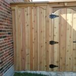Wood Gate Repair
