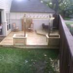 Treated Pine Decks