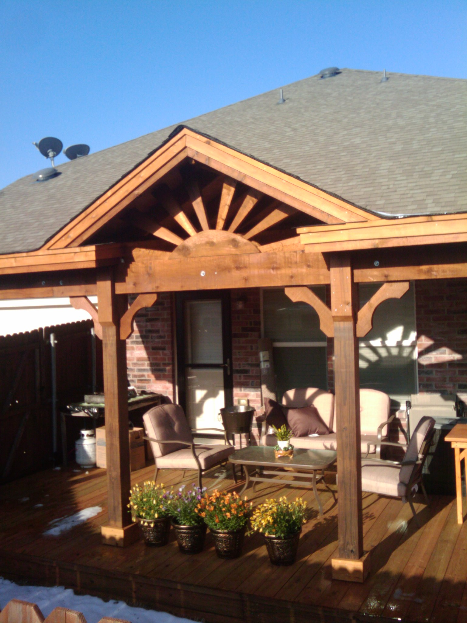 to step build patio awesome by cover inspirational terrasse how a of veranda